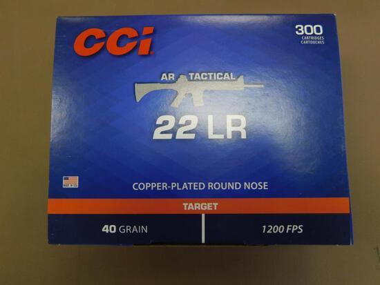 CCI AR Tactical .22 LR Ammo