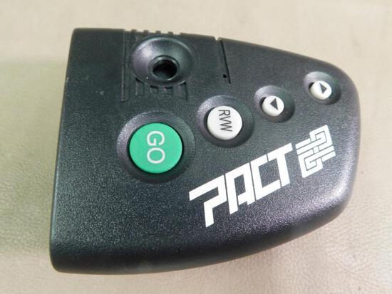 PACT shooting speed timer