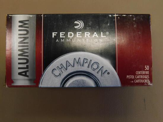 Federal .45 Auto Chamption Ammo