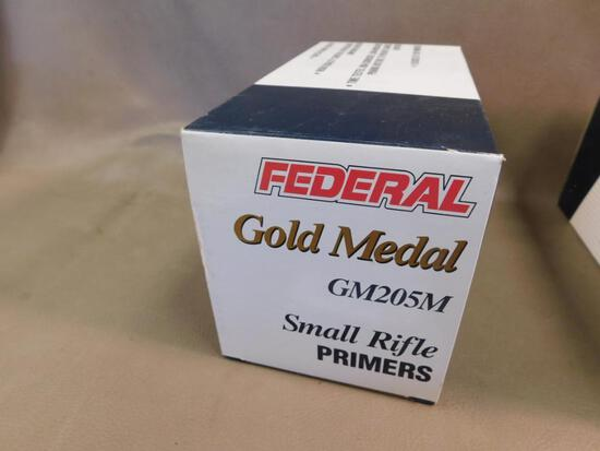 Federal Match Small rifle primers NO SHIPPING