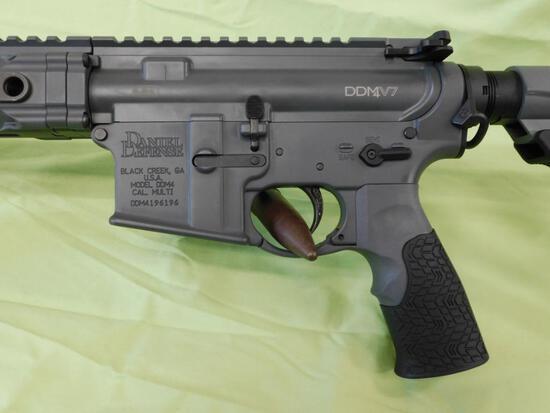 Daniel Defense - DDM4V7 AR-15