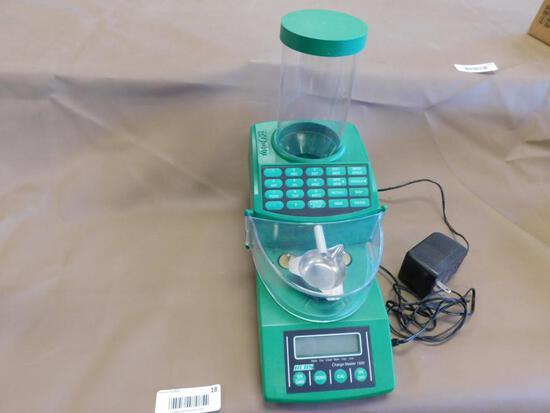 RCBS Chargemaster 1500 powder measure