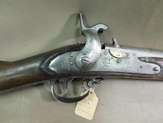 US Harpers Ferry conversion Musket