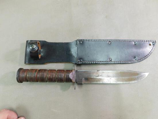 Viet Nam era PX Bowie knife