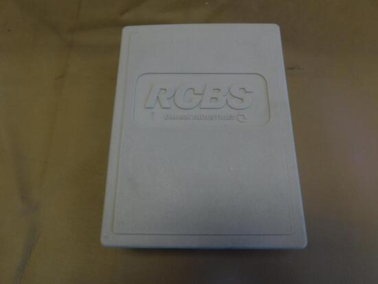 RCBS 9mm Luger Reloading Dies