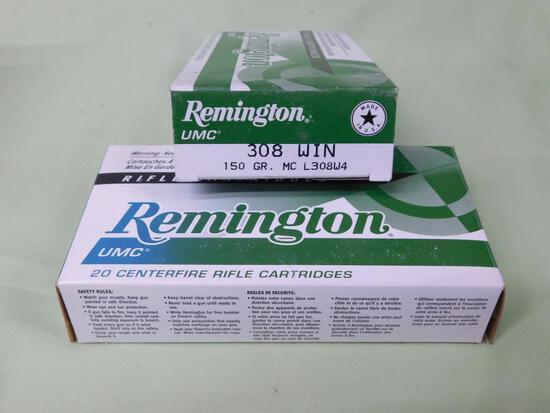 Remington 308 Ammo