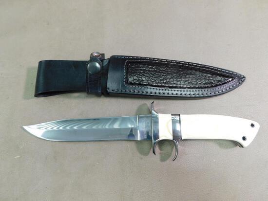 JS Knives custom Loveless knife