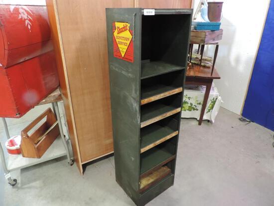 Rare Shurhit ignition service cabinet.