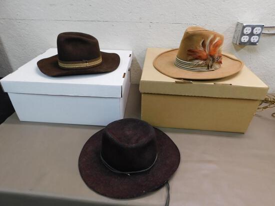 Cowboy Hat Assortment