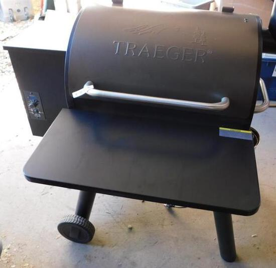 Traeger Pro22 Smoker