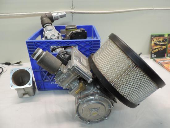 High $ carburetor propane conversion for truck or equipment.
