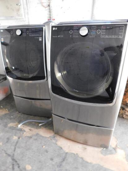 LG Direct Drive Washer and Dryer