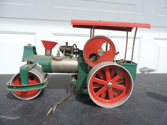 Wilesco Old Smokey Steam Roller