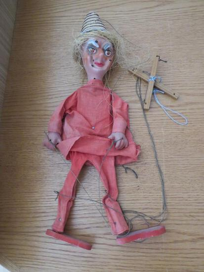 Mexican Marionette