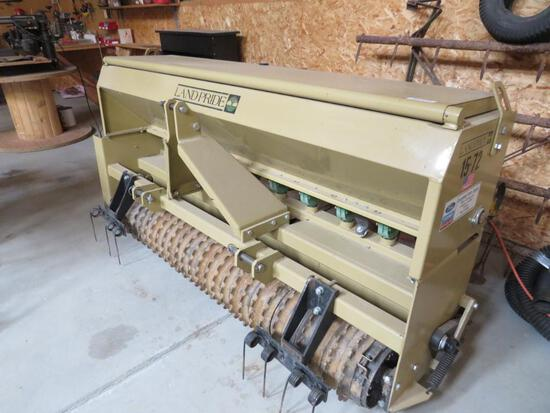 Land Pride 15-72 Solid Stand Seeder