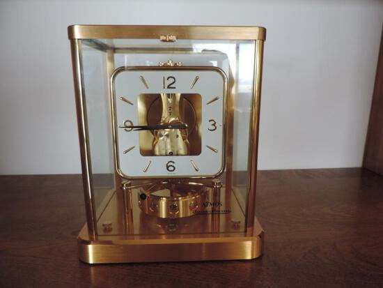 Jaeger LeCoultre Atmos 13 Jewel Clock