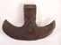 Very early semi-circular axe head.