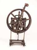 """""""Champion"""" Mortising Machine, 1912 patent (another one)."""