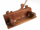 18th-C H•WETHERELL yankee plow plane.