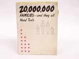 1938 Stanley catalog for dealers.