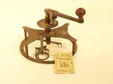 Pair of Rose 1902 Patent gasket cutters.