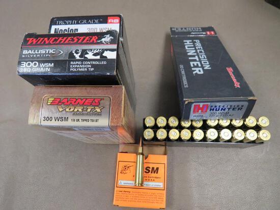 300 WSM Ammunition