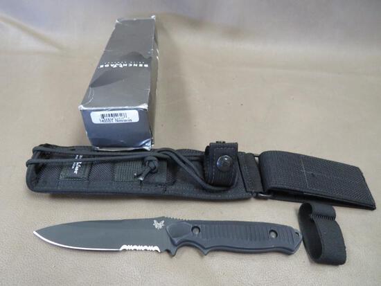 Benchmade 140SBT Nimravus Sheath Knife