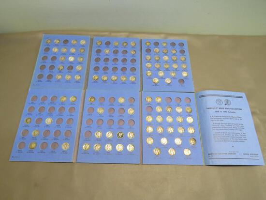 1916-1945 Mercury Head Dime Coins