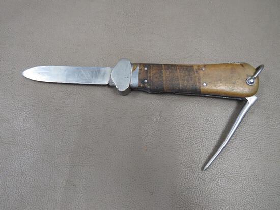 Paul Weyersberg German Gravity Knife