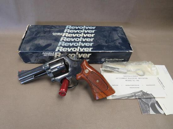 Smith & Wesson - 586