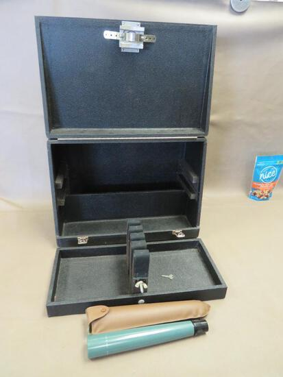 Shooters Range Box with Spotting Scope