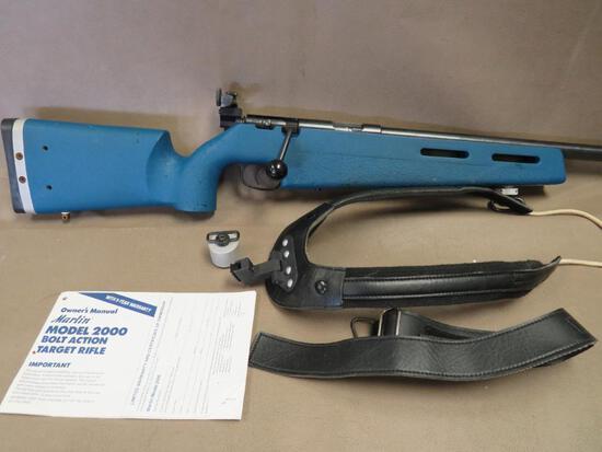Marlin Firearms Co - 2000 Biathalon Target