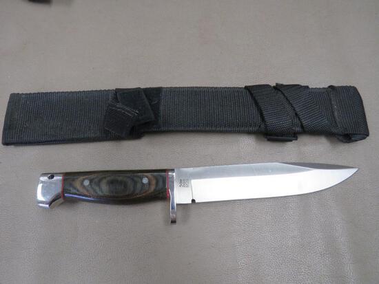 Colorado Cutlery Jay Higgins BDS Custom Sheath Knife