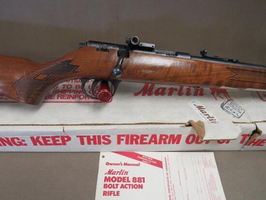 Marlin Firearms Co - 881