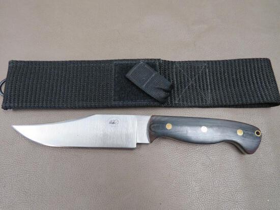 Jay Higgens Custom Sheath Knife