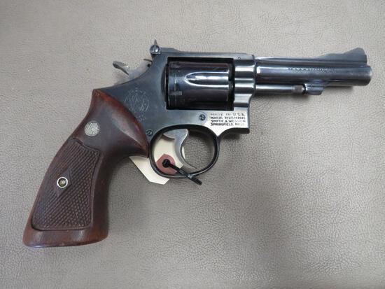 Smith & Wesson - Model 15 K38 Combat Masterpiece
