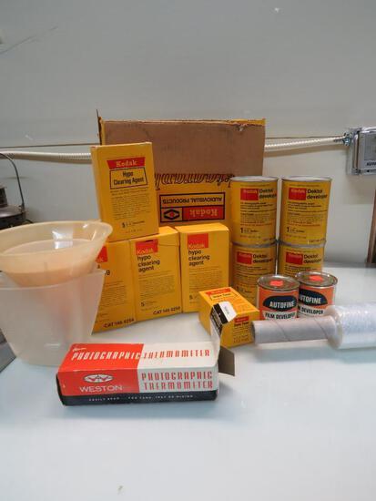 Kodak Dektol Developer and Hypo Clearing Agent