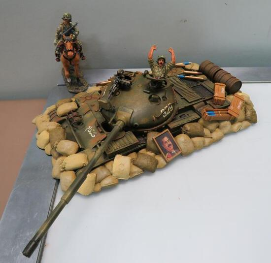 King & Country T-62A 2003 Tank