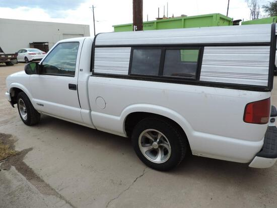 2003 Chevy S-10 LS Truck with 38K