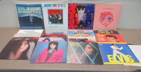 Record Store Assortment