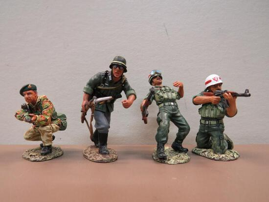 """King & Country """"Special Forces"""" 2003 Soldiers"""