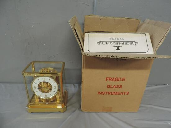 1969 Jaeger Coulter Atmos Swiss Clock model 528-8