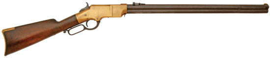 Rare Martially Marked Henry Rifle by New Haven Arms Company