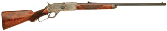 Winchester Model 1876 Deluxe Express Rifle
