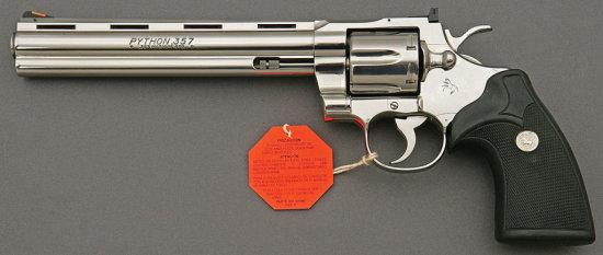 "Colt Python ""Ultimate"" Double Action Revolver"