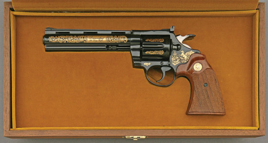 Colt Diamondback Special Edition 1 of 500 Revolver