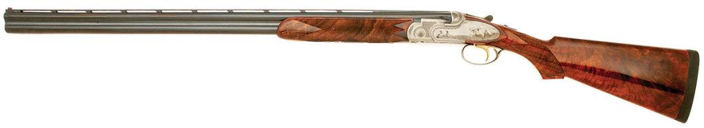 Connecticut Shotgun Manufacturing A-10 American Deluxe Model Over Under Shotgun