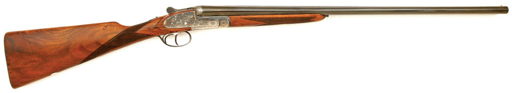 Orvis Custom Sidelock Double Ejectorgun by Arrieta