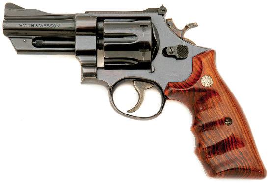 Smith & Wesson Model 27-2 Revolver