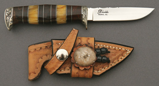 "D'Holder ""My Knife"" Custom Knife by D'Alton Holder"